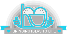 kim emson animates logo